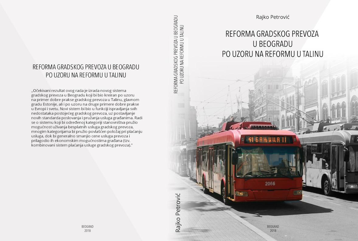 Реформа градског превоза у Београду по узору на реформу у Талину