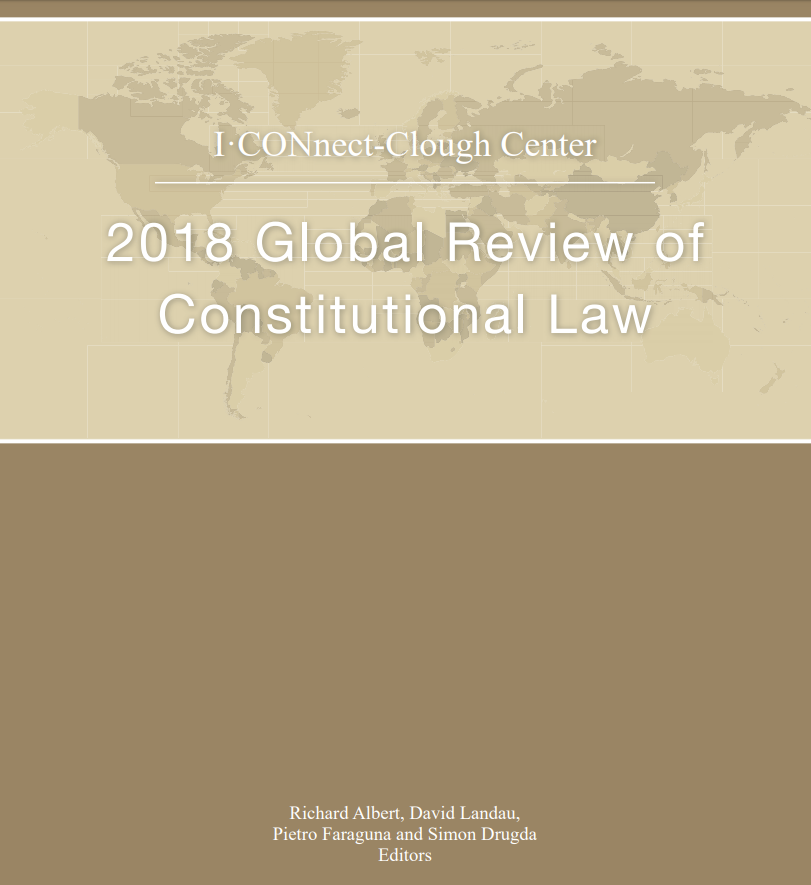 2018 Global Review of Constitutional Law